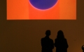 Eclipse videoprojection